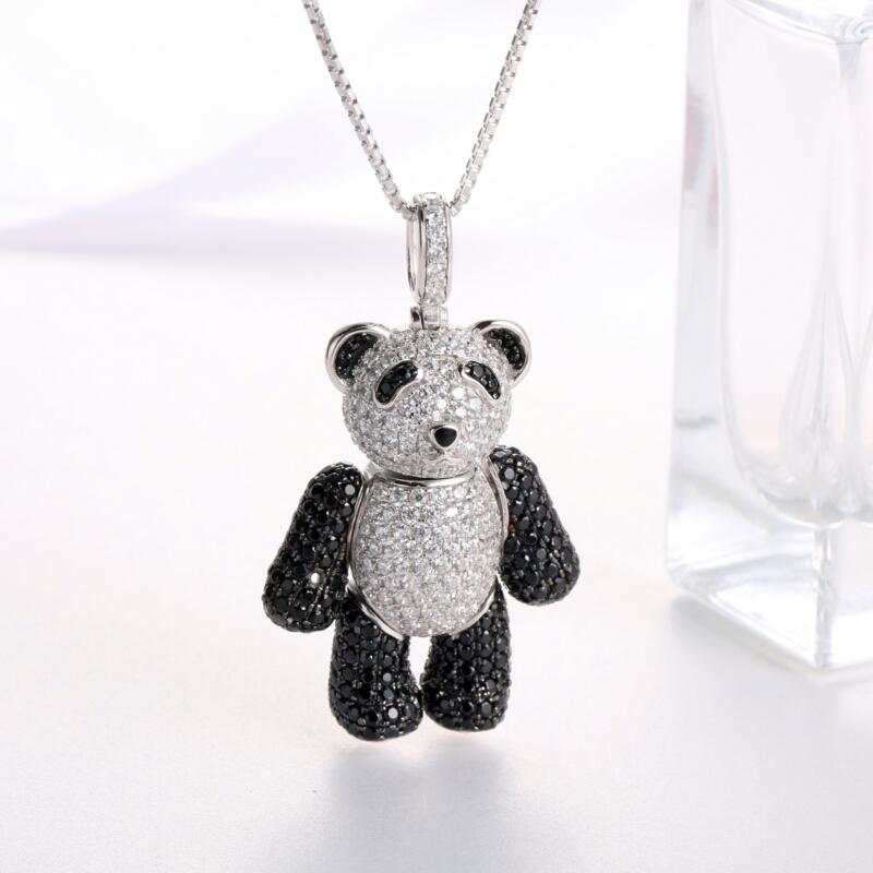 活动形镶钻小熊吊坠-IMG_0211