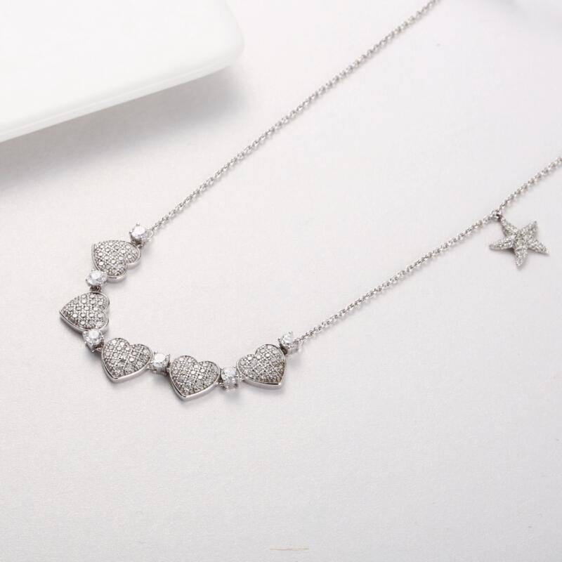 钻石心形、海星吊坠-IMG_0140