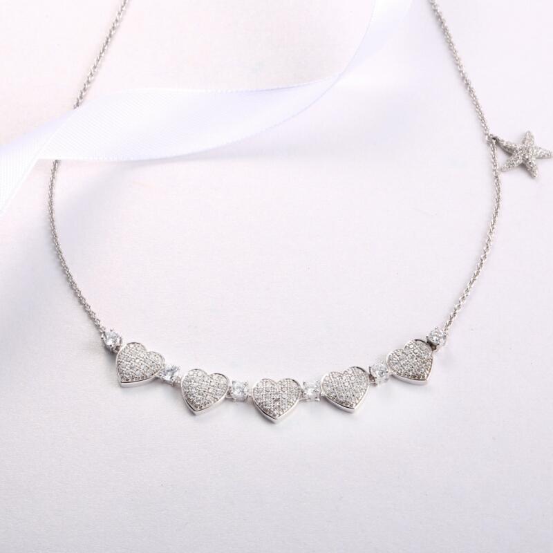 钻石心形、海星吊坠-IMG_0145