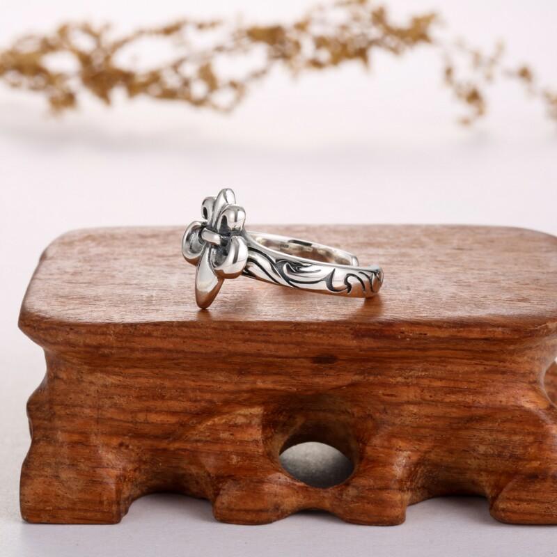 泰银戟型戒指-IMG_2360