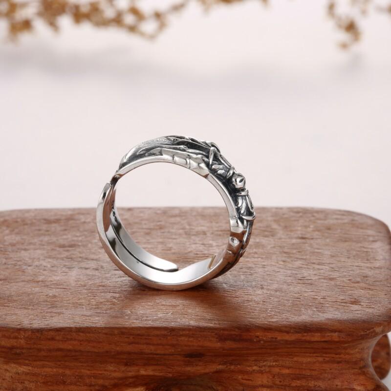 特色泰银戒指-IMG_2307