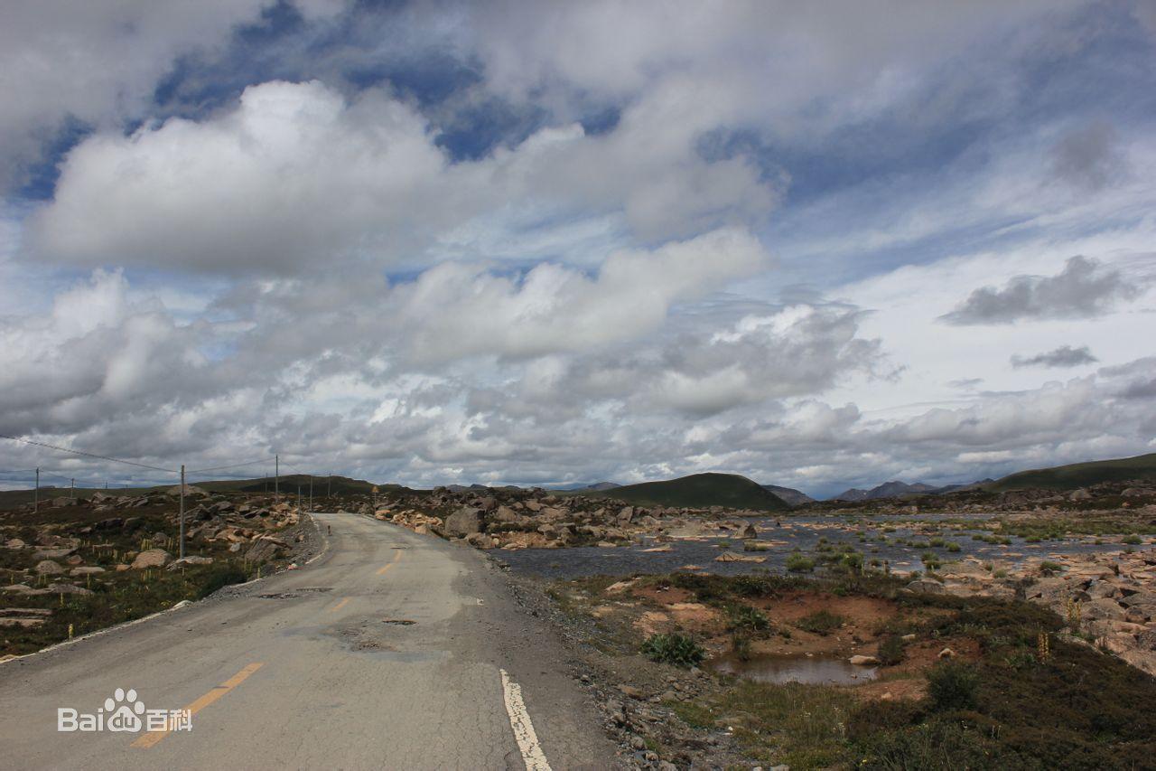 4276107_海拔4325米的遠古內海
