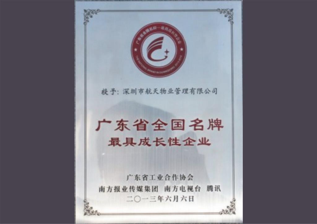 廣東省全國名牌-1