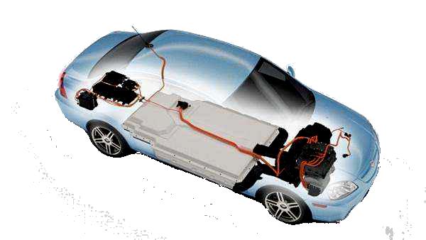 電動汽車管理電池