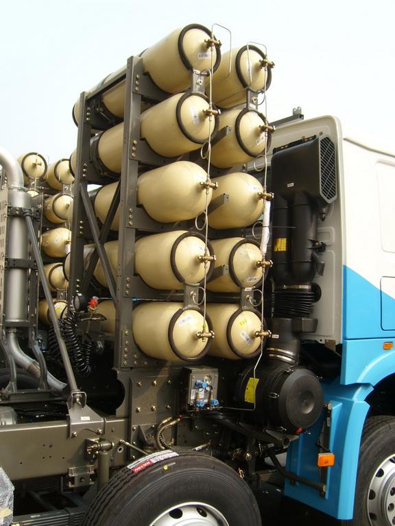 卡车用CNG