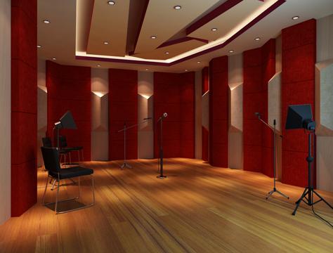 中央新影錄音棚