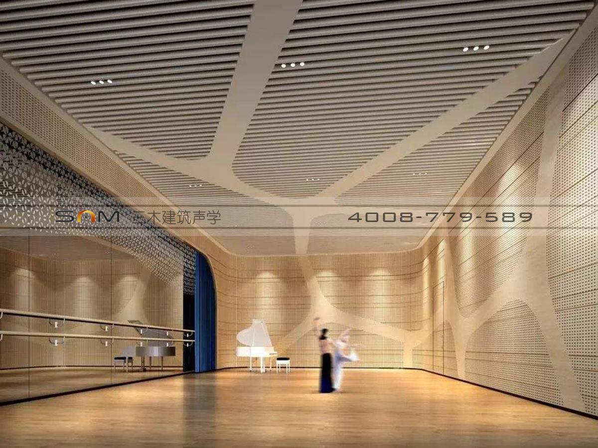 愛樂藝術中心排練廳