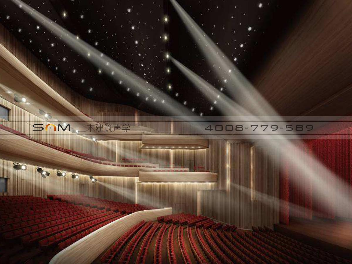 陜西西安曲江劇院
