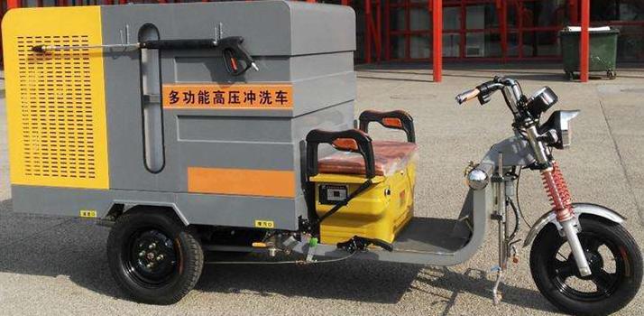 高壓沖洗車1