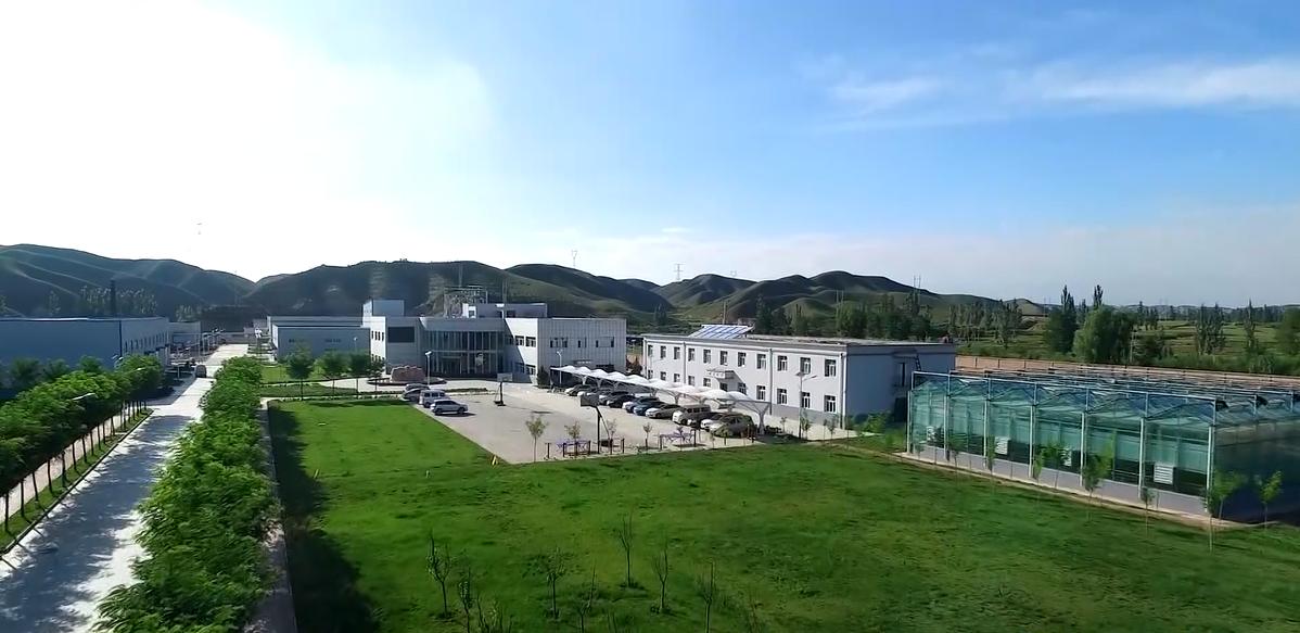 泛植制药工厂