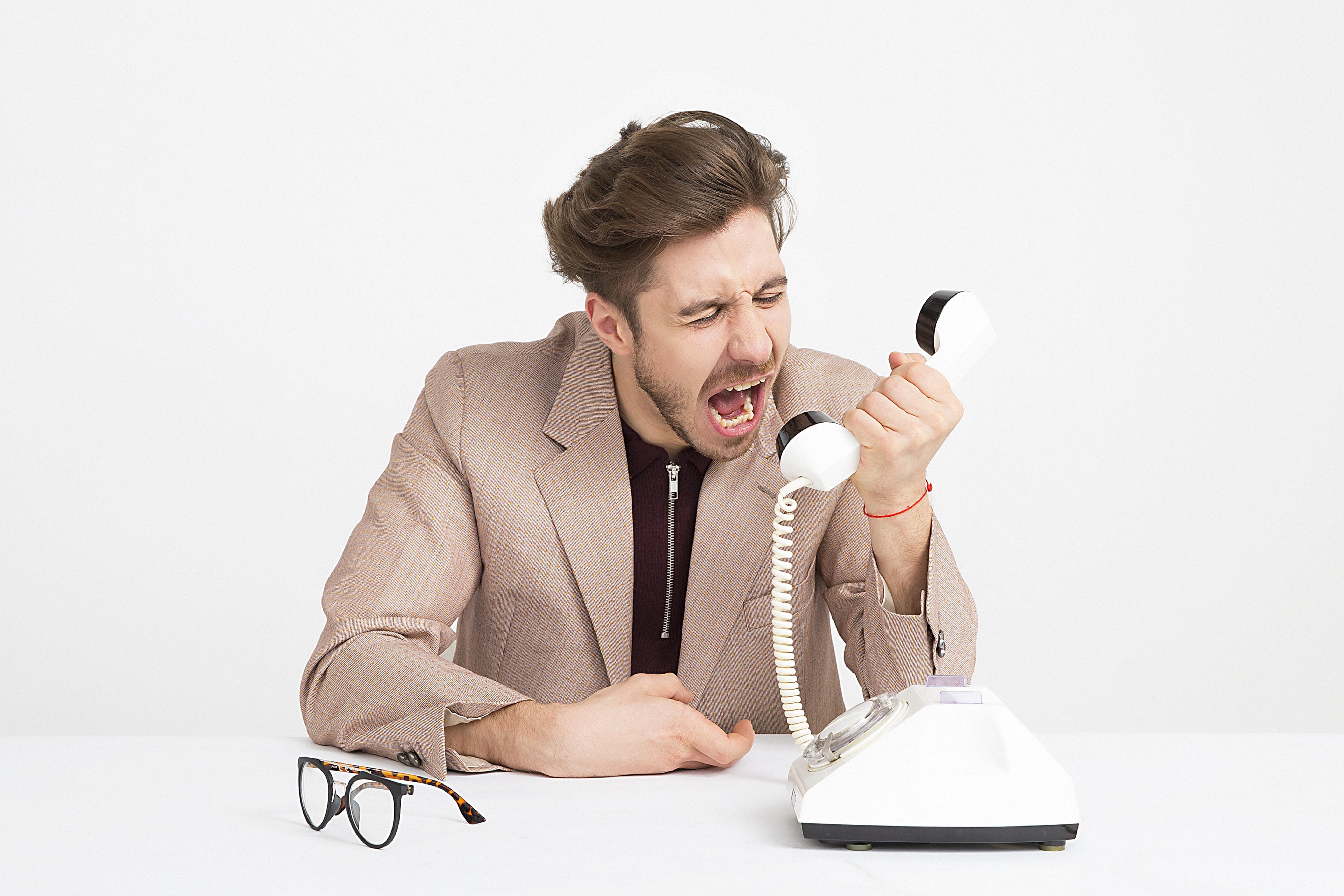 通话断续网络速度缓慢