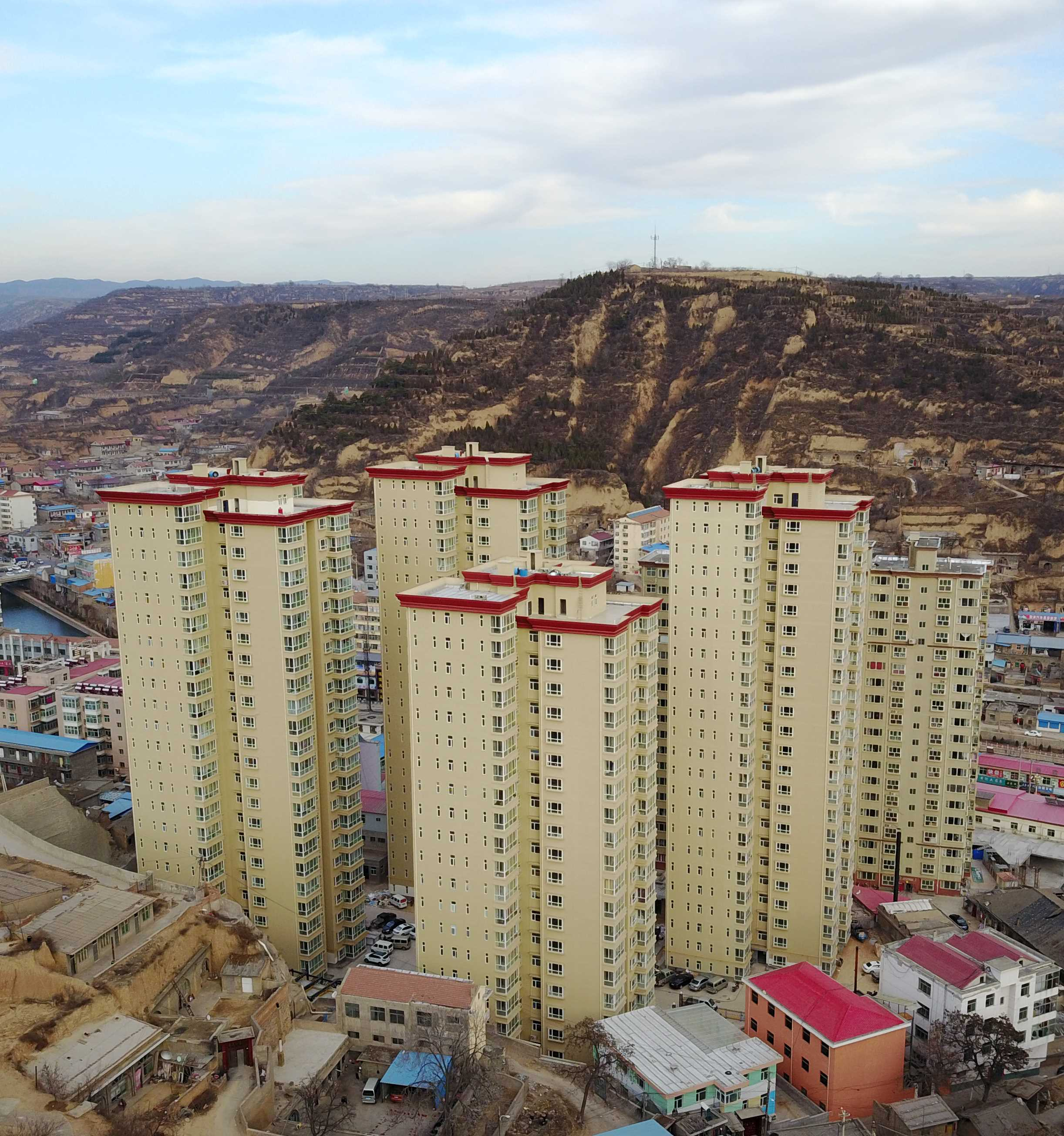 临汾市吉县兰家圪塔老革委旧危房改造项目