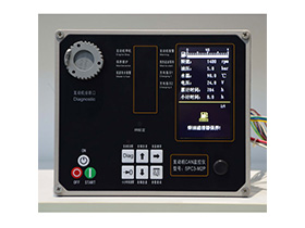 SPC3-M2P系列柴油發動機監控儀