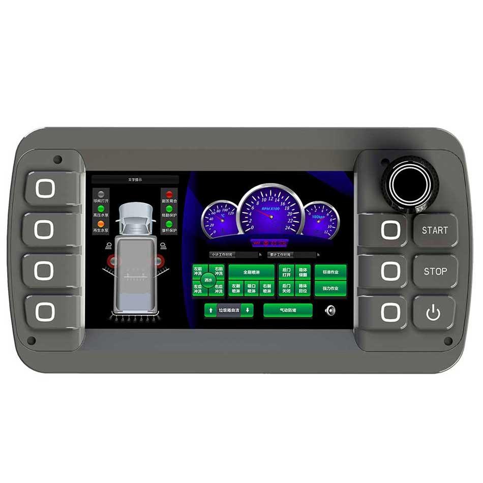 SPC2-M3P系列發動機CAN監控儀