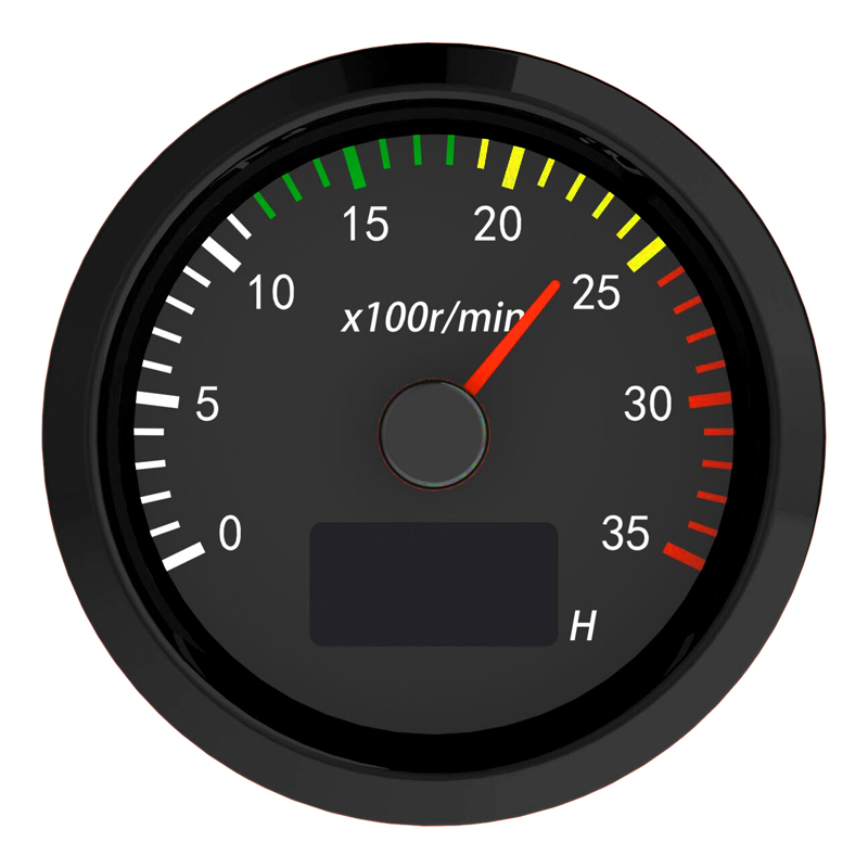 CAN總線轉速小時計SPZSB-M205A