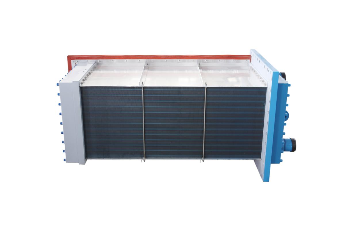 壓縮機級間冷卻器