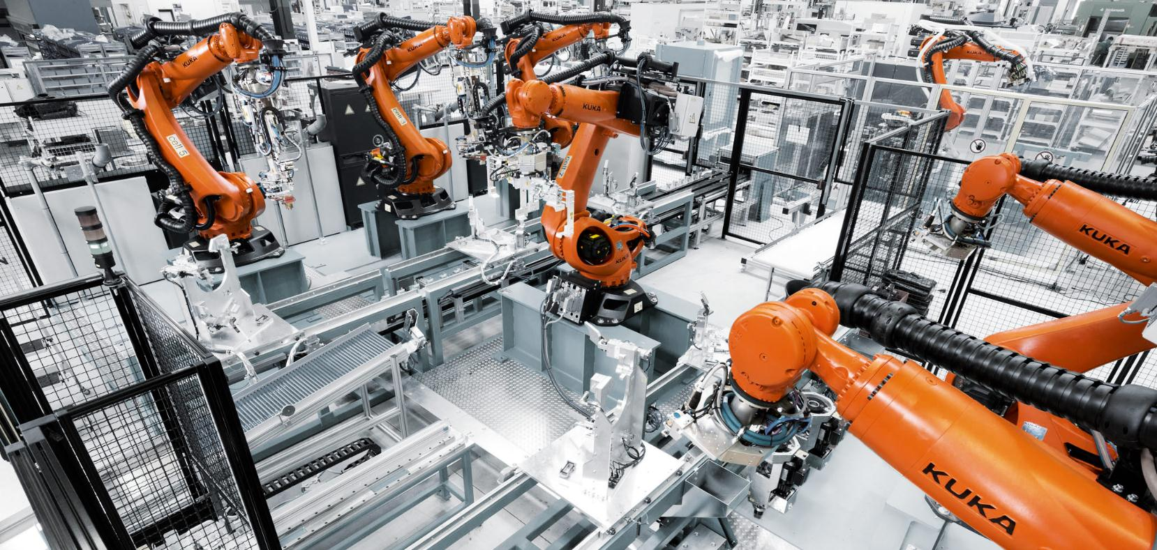 KUKA庫卡機器人組裝  X Robotics愛科思機器人x-ltd.com