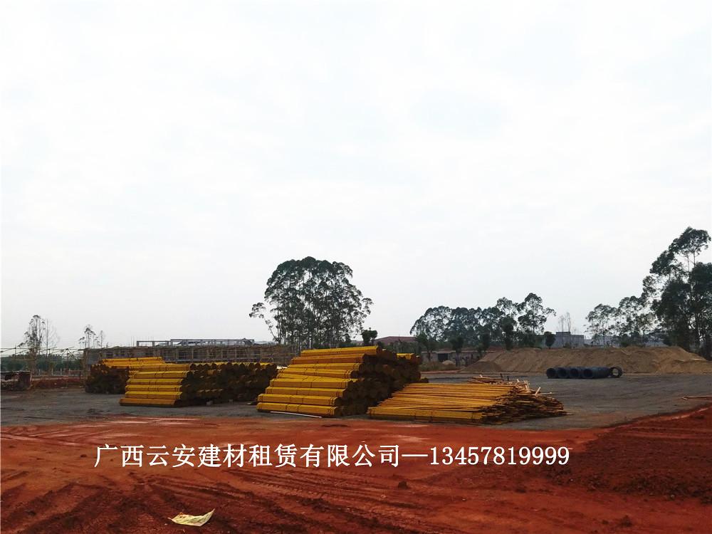 平南项目进场钢管