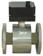 CANekectromagneticflowermeter