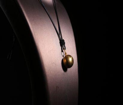 光面球形吊墜x