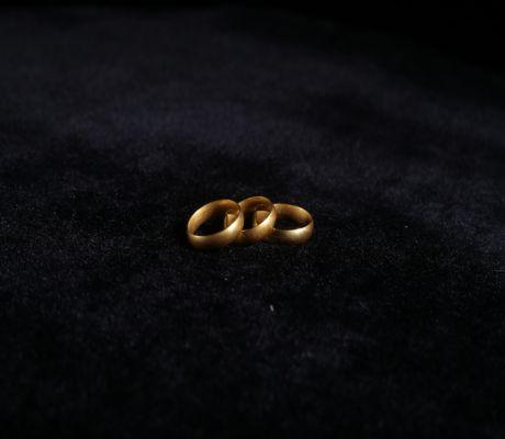 光面戒指x