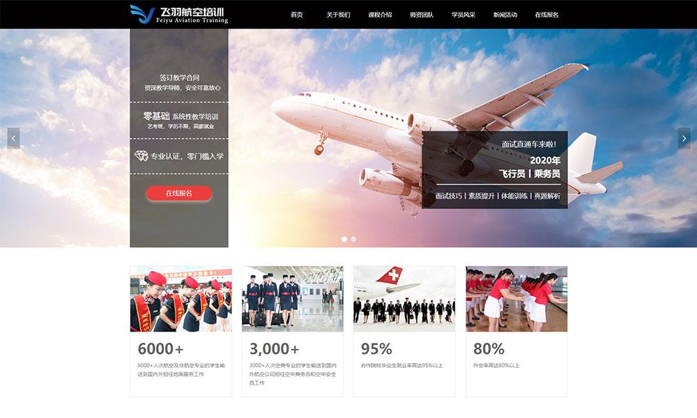 品牌型網站