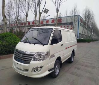 開陽LCK5030XXYEV純電動廂式運輸車配置表-修改20190507