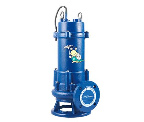 14-帶刀切割潛水排污泵-79