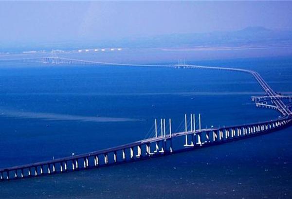 青島跨海大橋