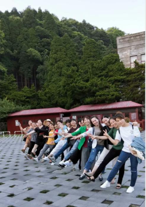 """2019年6月""""奇秀匡廬人文圣山""""四日游"""