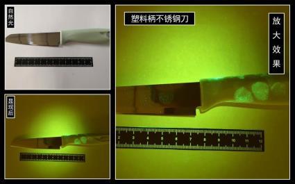 C非渗透1塑料柄不锈钢刀