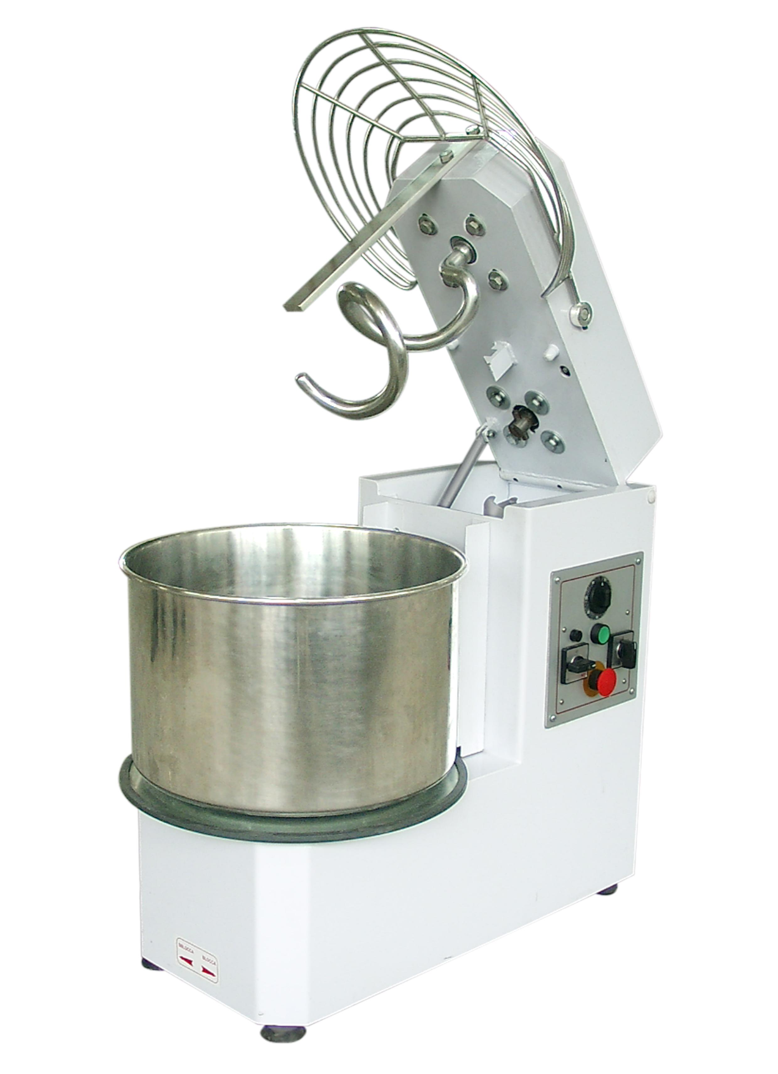 Decker LR25-2V  spiral mixer