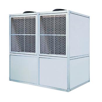 污水熱回收機組