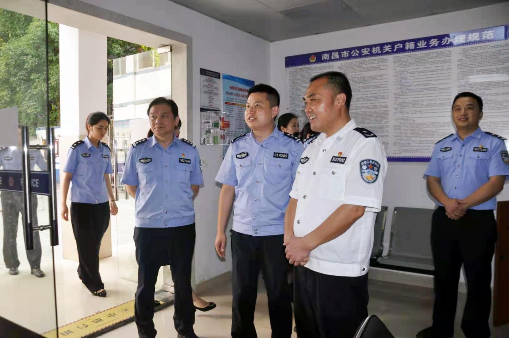 打造特色警营文化 南昌市强戒所所长带队去了这几个地方考察