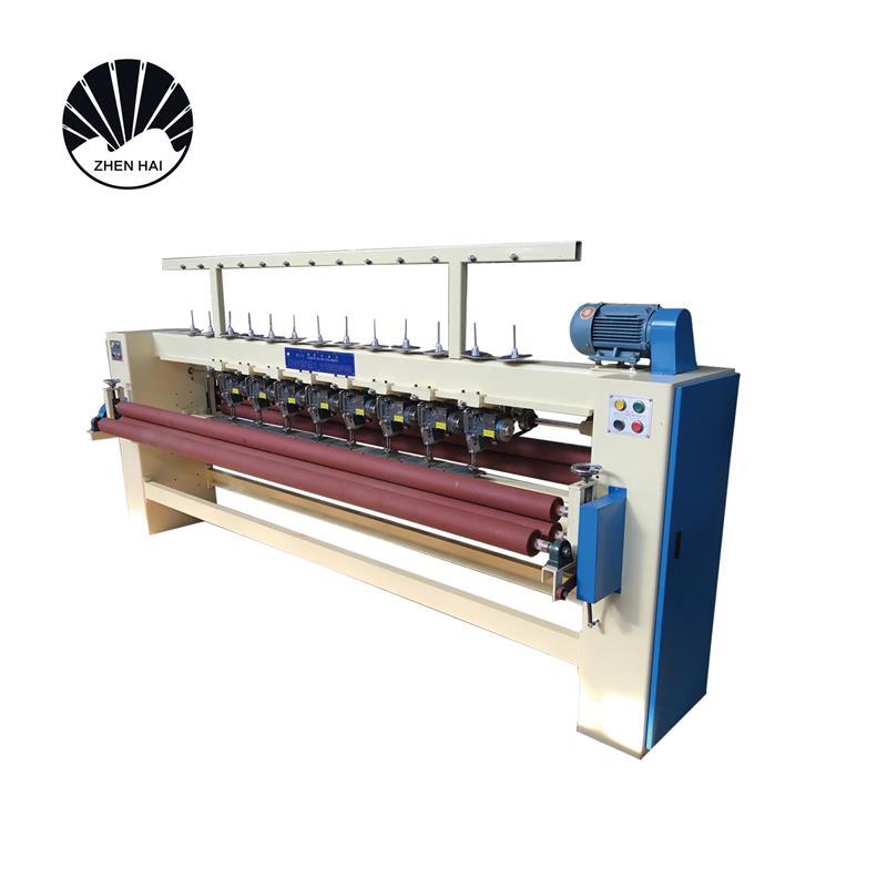 HFJ-6-A睡袋絎縫機