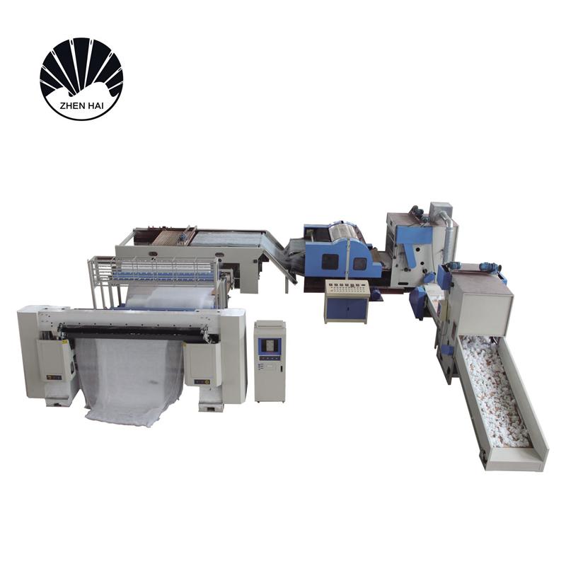 HFJ-89多針機生產線
