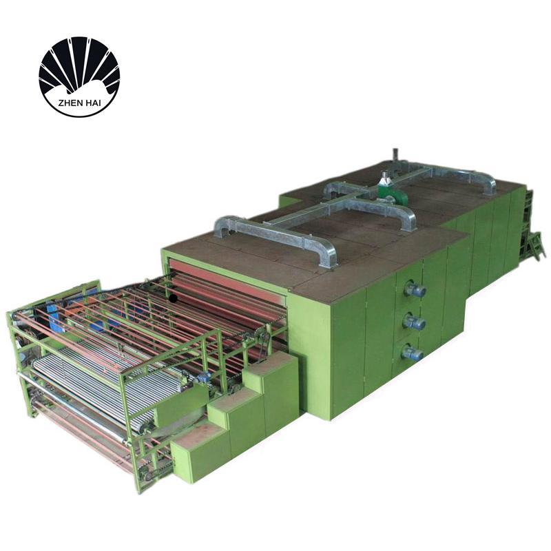PWJM-1噴膠無膠棉生產線-2