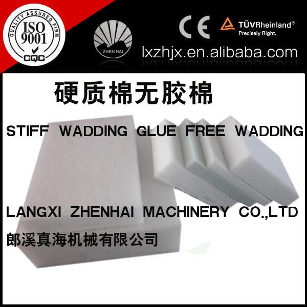 YWJM-1硬質棉無膠棉生產線產品圖