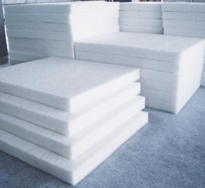 YWJM-1硬質棉無膠棉生產線產品圖2