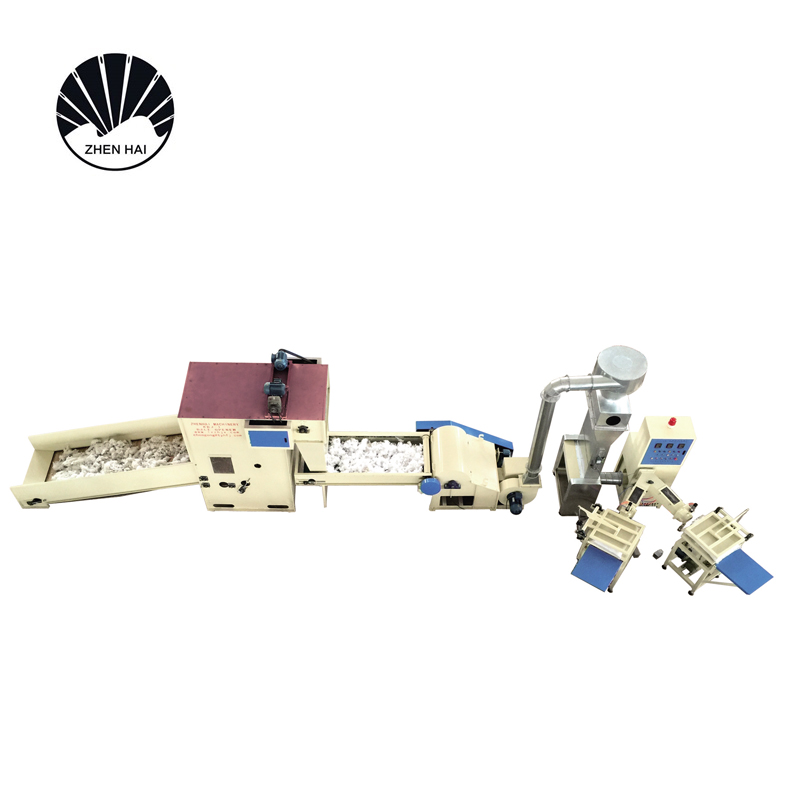 ZXJ-380枕芯充裝機+KBJ-2開