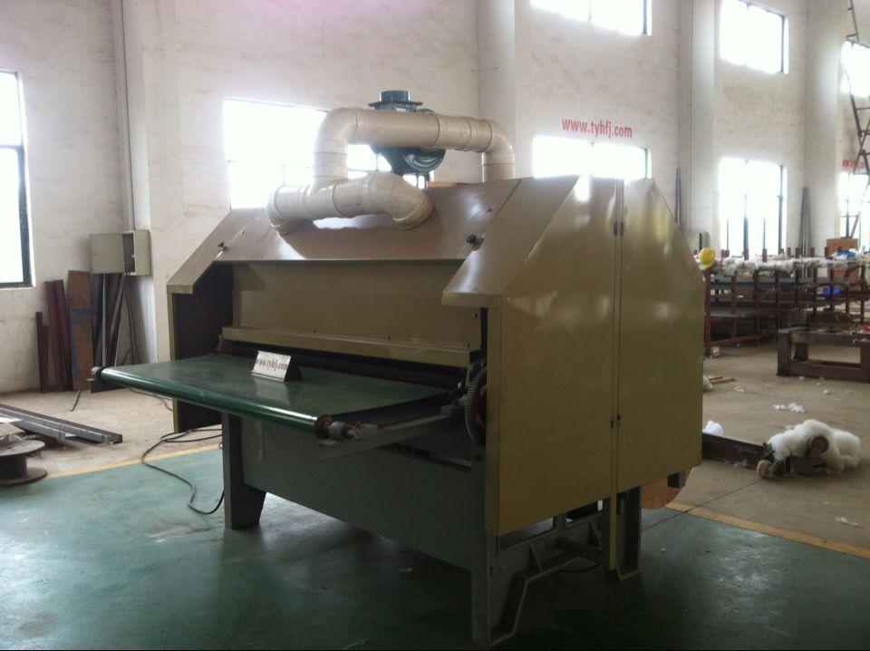HFJ-18B型梳棉機工廠實拍5