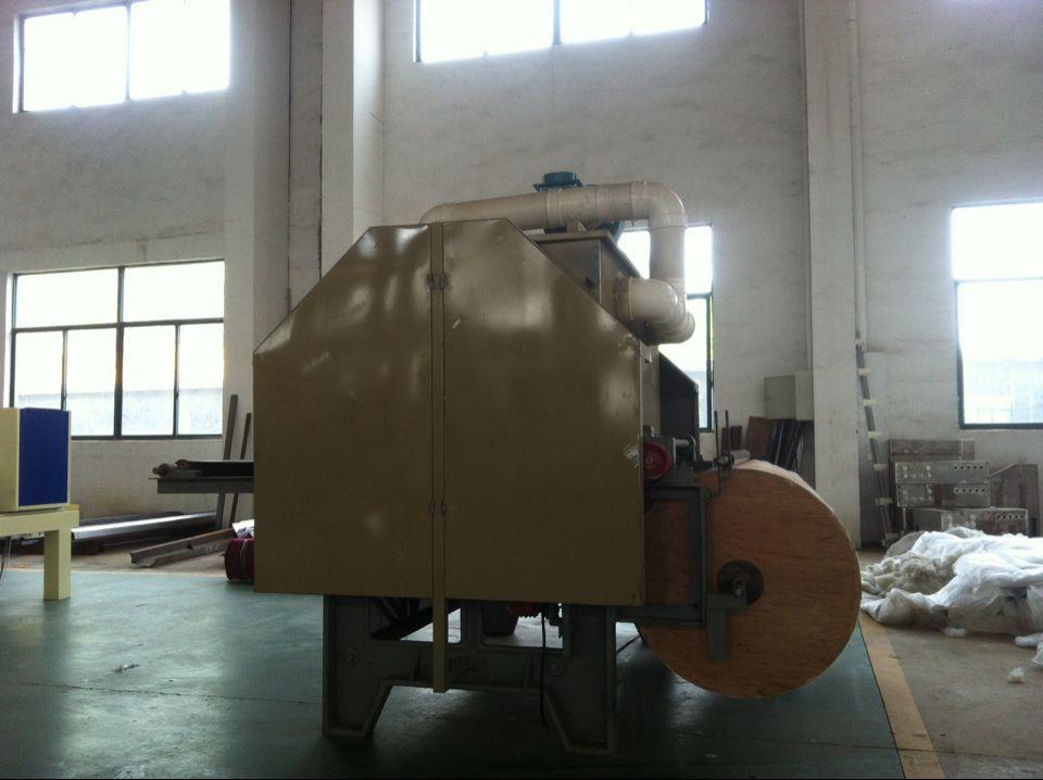 HFJ-18B型梳棉機工廠實拍4