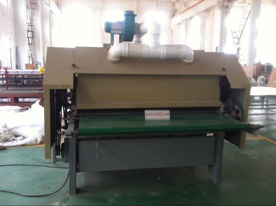 HFJ-18B型梳棉機工廠實拍3