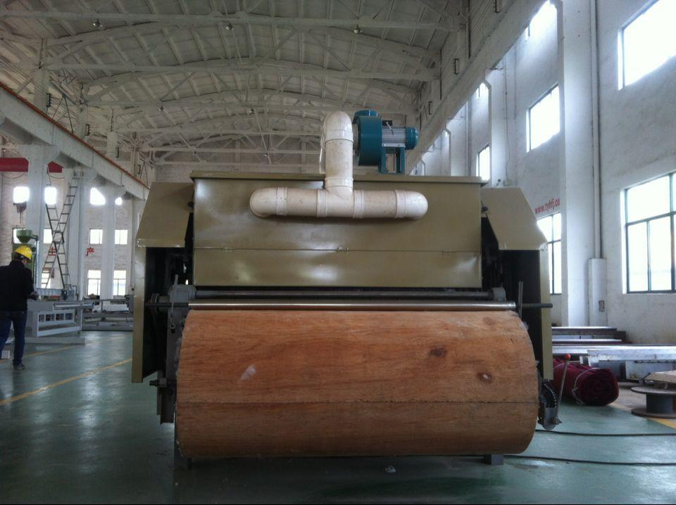 HFJ-18B型梳棉機工廠實拍2