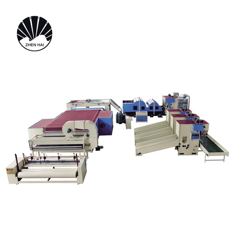 WJM-2型無膠棉生產線-柴油、天然氣加熱2