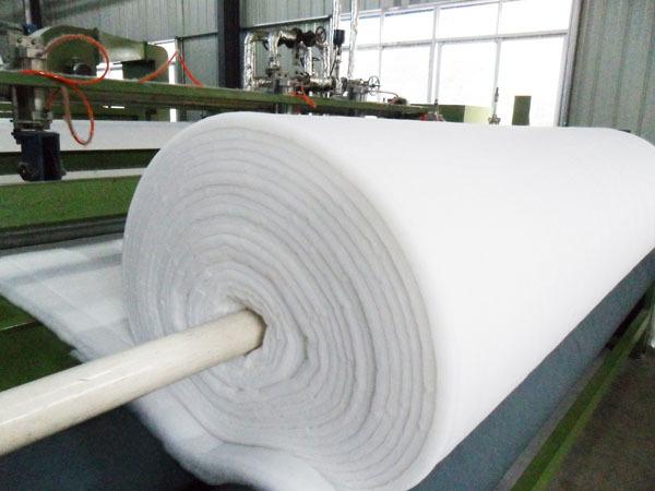 WJM-3型無膠棉生產線-電加熱熱風循環樣品圖-2