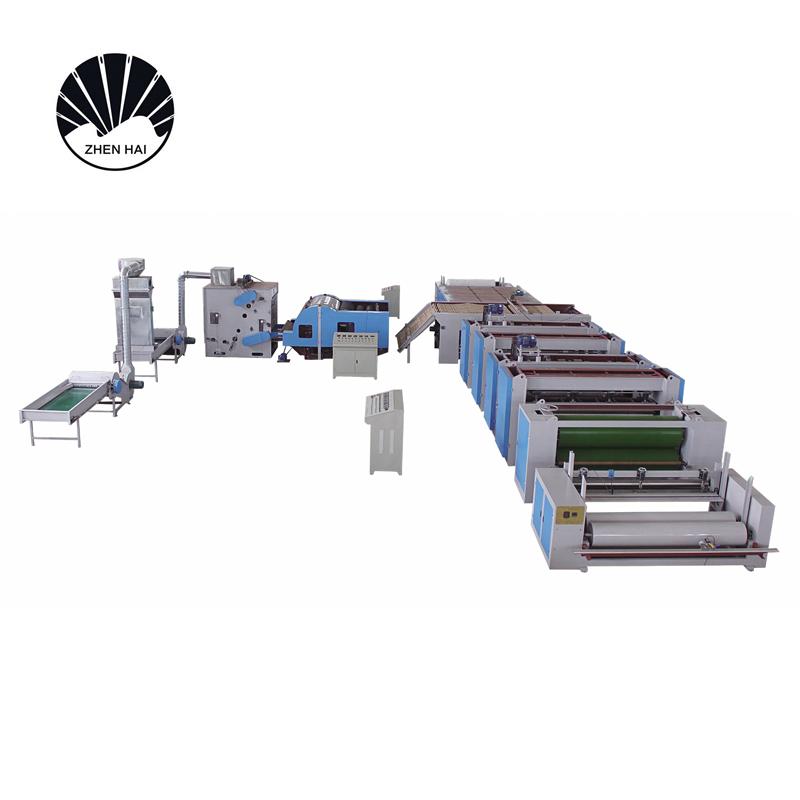 ZCJ-1000型針刺棉生產線bb