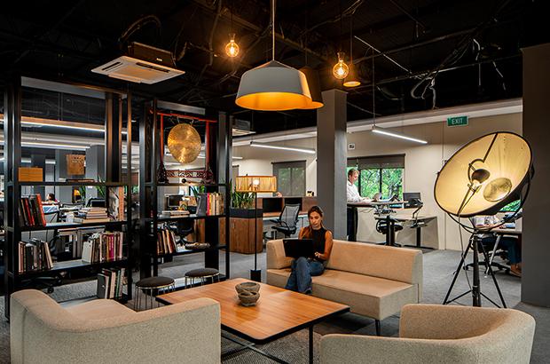 非固定工位:在设计工作室是否可行3