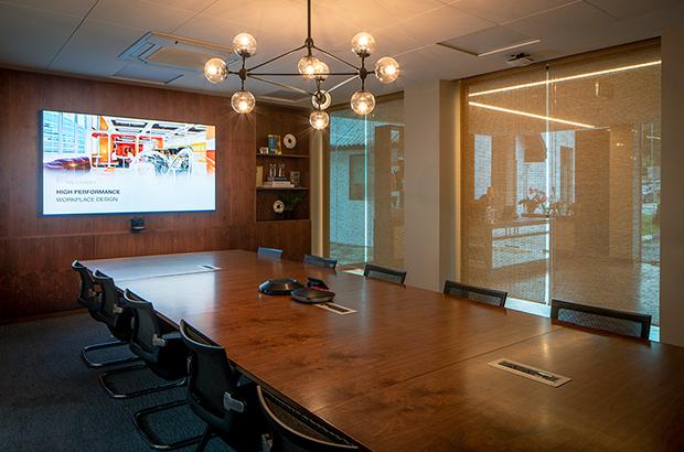 非固定工位:在设计工作室是否可行5