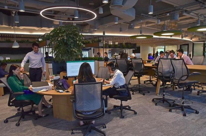 乘科技浪潮,公司使员工体验更具个性化